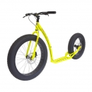 KOSTKA MONSTER 26/20 Tretroller Fat Bike Scooter