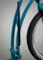 Preview: Mibo Royal Tretroller 20/20 faltbar turquoise