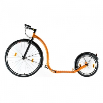 Kickbike Tretroller Sport G4 28/18Zoll orange