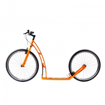 Mibo Good Speed Tretroller 26/26 orange