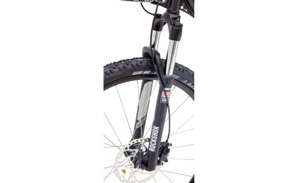 KOSTKA MUSHING RACER PRO 27,5/24 Tretroller Magic Black KEIN VERSAND
