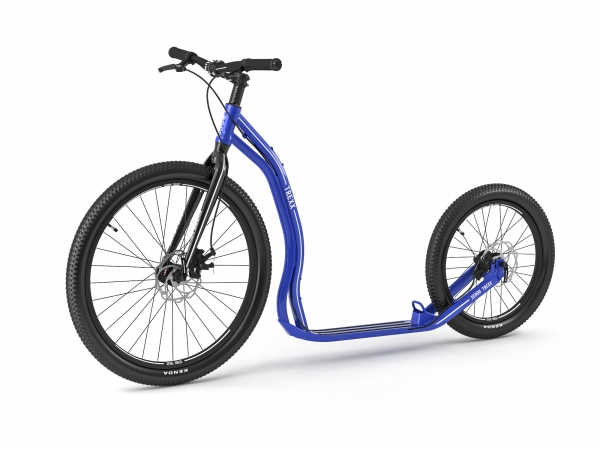 Yedoo Trexx DISC CROSS EDITION blau
